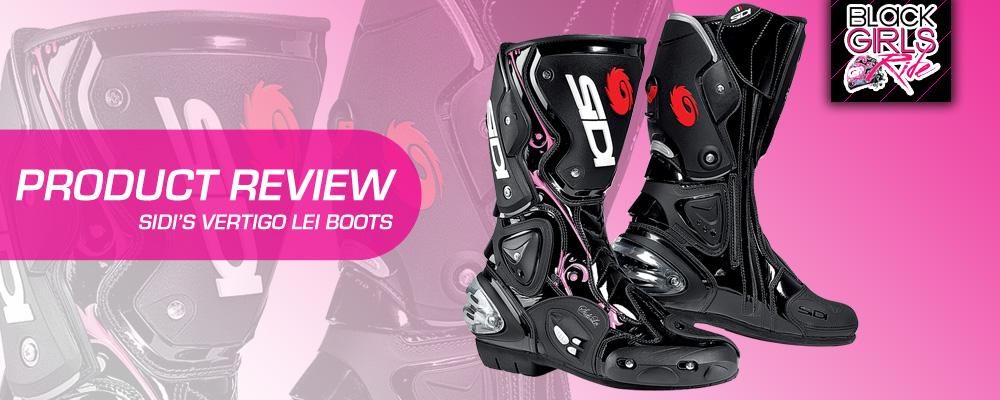 Product Review: Sidi's Vertigo Lei Boots