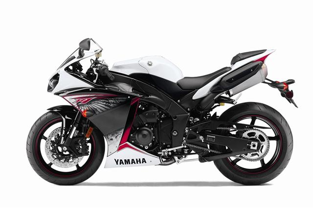 Yamaha reveals the 2012 r1 black girls ride magazine for Yamaha motorcycles for women