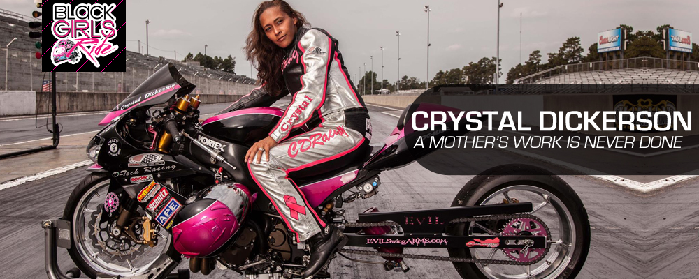 Crystal Dickerson: A Mother's Work Is Never Done