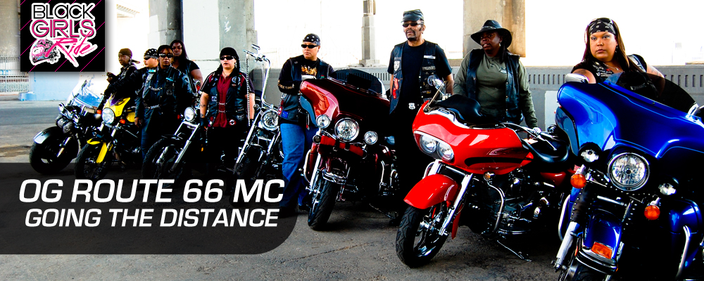 OG ROUTE 66 MC: GOING THE DISTANCE