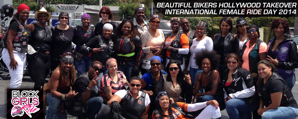 BEAUTIFUL BIKERS HOLLYWOOD TAKEOVER RECAP