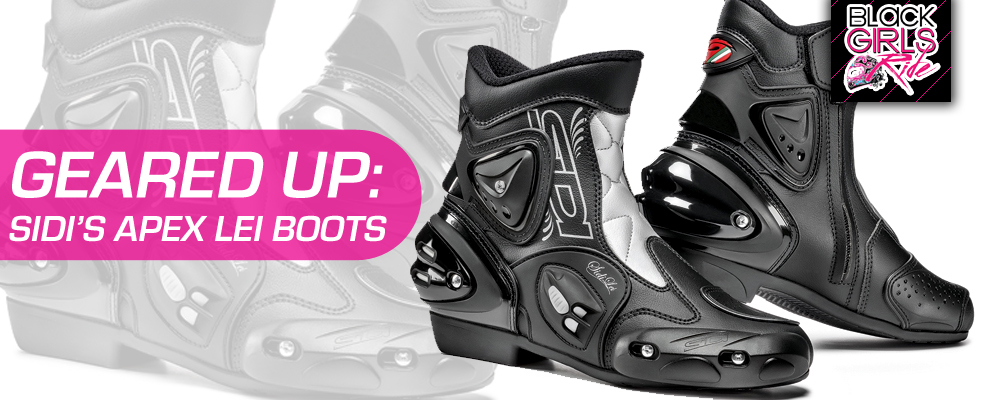Geared Up: Sidi's Apex Lei Riding Boots