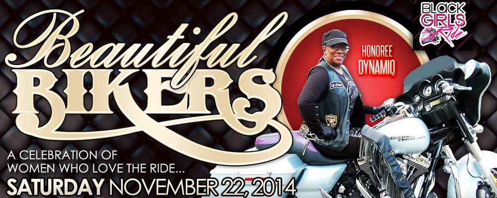Beautiful Bikers Celebration Ground Pounder Honoree