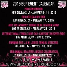 BGR 2015 Event Calendar