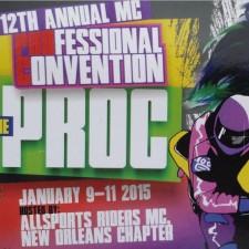 2015 PRO Convention - New Orleans, LA