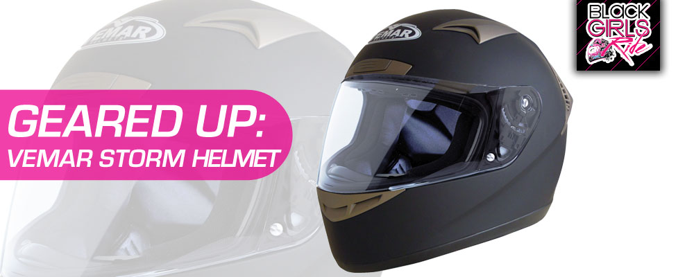 Product Review: Vemar Storm Helmet