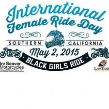 BGR International Female Ride Day 2015