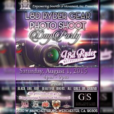 L8D Ryder Gear Day Party & Photo Shoot