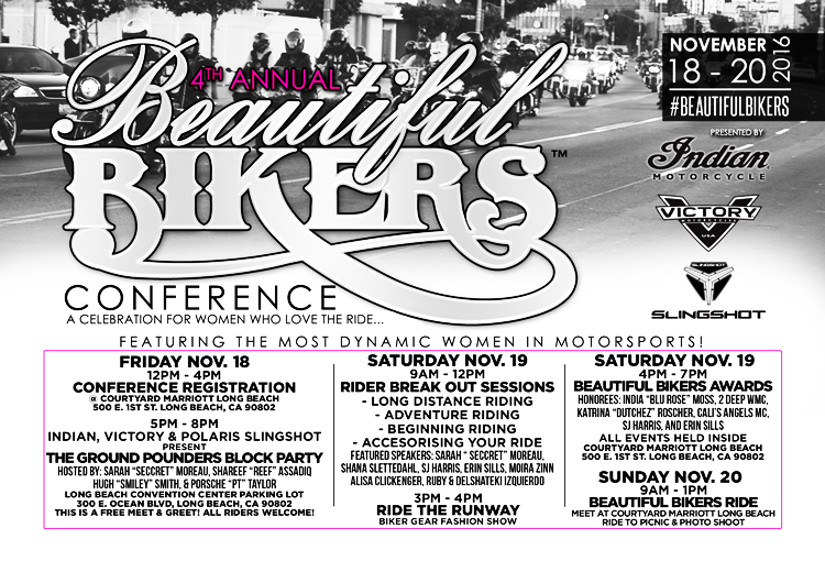 Beautiful Bikers Conference