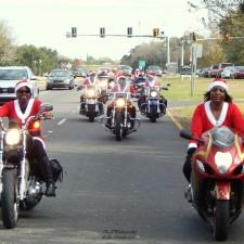 Sista Santas in Louisiana