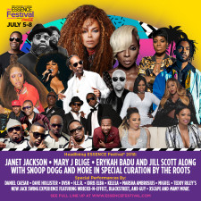 2018 ESSENCE FEST LINE UP ANNOUNCEMENT