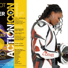 """Action Icon Stuntwomen's Awards and Conference Honors Joi """"SJ"""" Harris"""