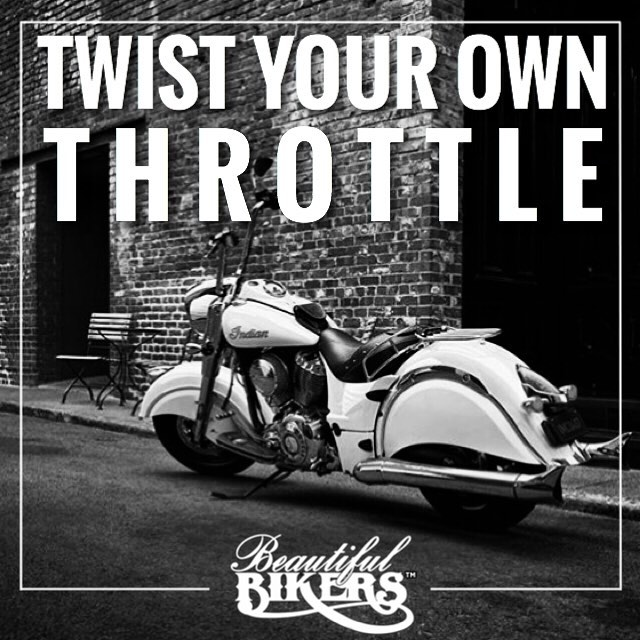 twist your own throttle