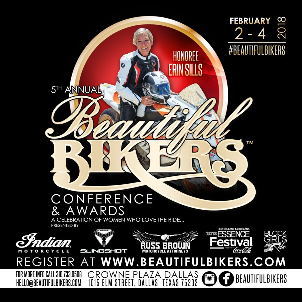 Beautiful Bikers Sports Rider of the Year: Erin Sills
