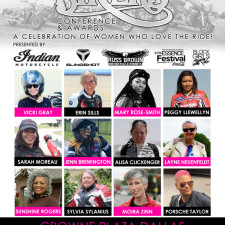 2018 Beautiful Bikers Conference and Awards Recap