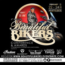 DJ Jones selected as 6th Beautiful Bikers Conference & Awards Lifetime Honoree