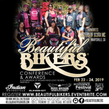 Sisters of S.C.O.T.A. WMC selected as 6th Annual Beautiful Bikers Awards Club Honorees