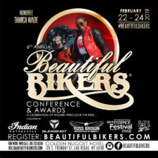 "Tamica ""Piper"" Wade selected as 6th Beautiful Bikers Conference & Awards Ground Pounder Honoree"