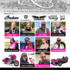 THE 6th ANNUAL BEAUTIFUL BIKERS CONFERENCE & AWARDS  ANNOUNCES INDIAN MOTORCYCLE AND POLARIS SLINGSHOT AS 2019 TITLE SPONSORS