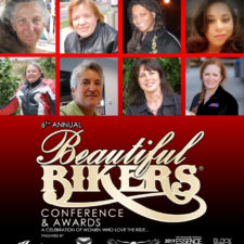 Women's Coalition of Motorcyclists selected as 6th Beautiful Bikers Conference & Awards Honorees