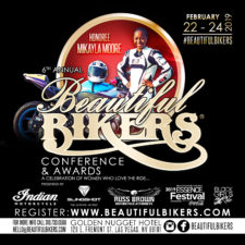 Mikayla Moore selected as 6th Beautiful Bikers Conference & Awards Sports Rider of the Year Honoree