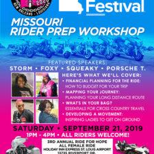 Missouri Rider Prep Workshop