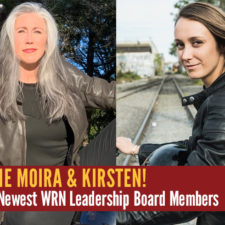 Women Riders Now Leadership Board Expands