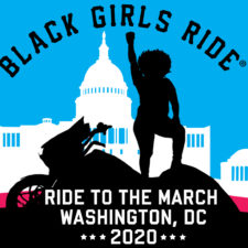 Black Girls Ride To The March On Washington