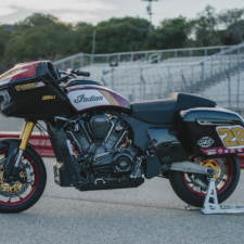 INDIAN MOTORCYCLE TAKES ITS KING OF THE BAGGERS TO THE NEXT LEVEL WITH NEW POWERPLUS PERFORMANCE CAMS