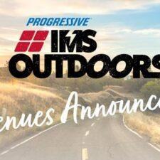 Progressive IMS Outdoors Announces 2021 Tour Venues
