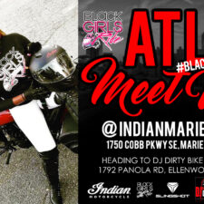 BLACK GIRLS RIDE ATL MEET UP