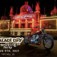 World Record Attempt at 14th Annual Palace City Pre-Sturgis Party!