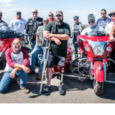 INDIAN MOTORCYCLE & VETERANS CHARITY RIDE PARTNER UP TO SUPPORT COMBAT VETERANS!